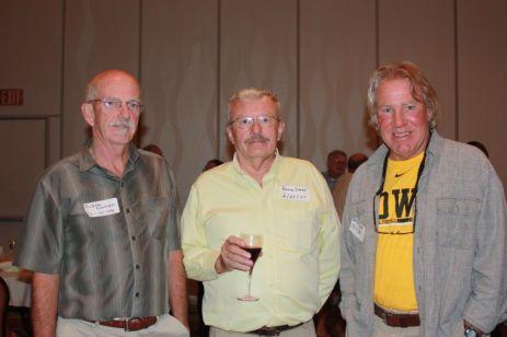 Glen, Kenny, Bob
