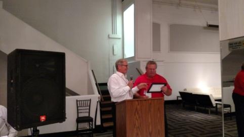 Jack Slater Service Award